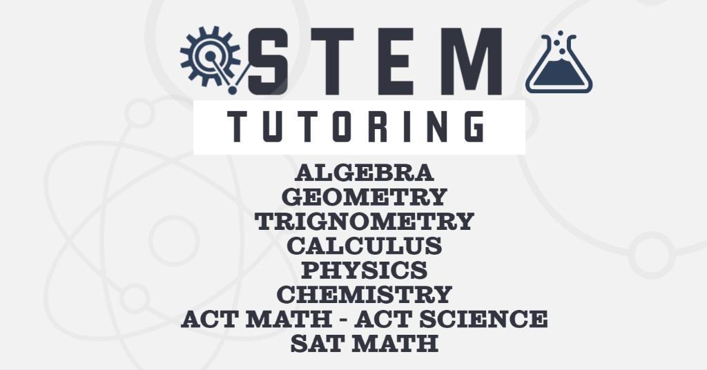 STEM TUTORING